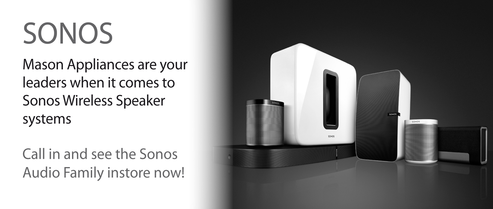 Website Sonos General Slider