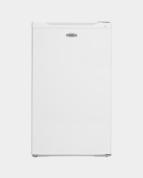HAIER HBF130W Bar Fridge Satin