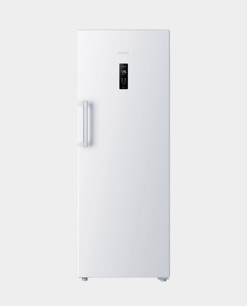 Haier 328L Vertical Refrigerator White HRF328W2