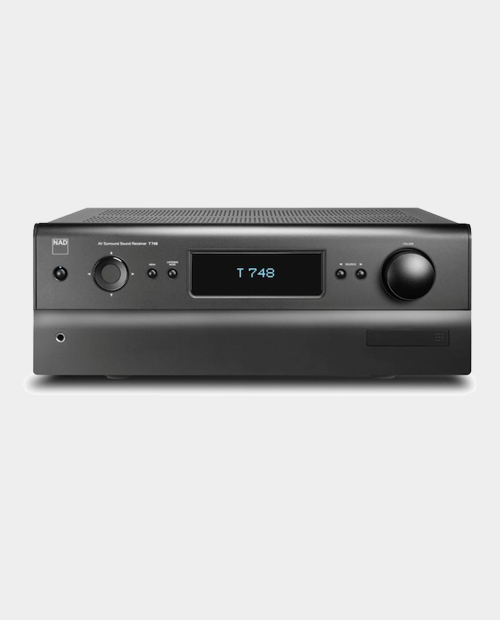 NAD T748 7.1 Home Theatre Receiver