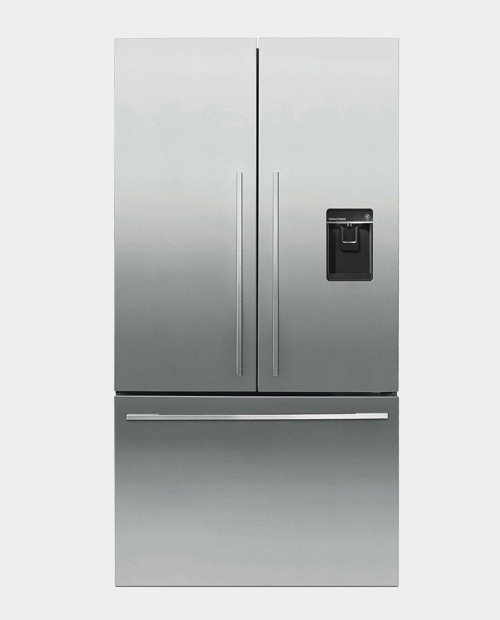 Fisher & Paykel 614L French Door Ice & Water Refrigerator RF610ADUSX5