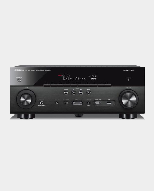 Yamaha RX-A760 2 Zone Home Theatre Receiver