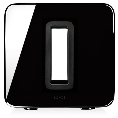 Sonos wireless Subwoofer for Sonos Speakers Black