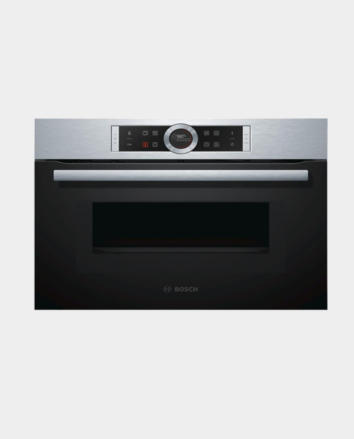 Bosch Built-In Combination Microwave Oven CMG633BS1B