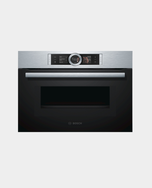 BOSCH Combi Microwave Oven CMG656RS1A