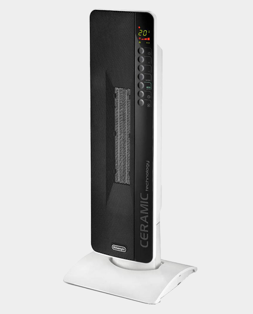DeLonghi 2.4kw Ceramic Tower Electric Space Heater