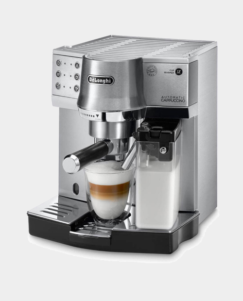 Delonghi Pump Espresso Coffee Machine EC860