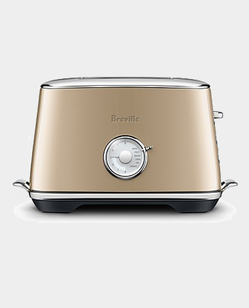 Breville The Toast Select Luxe 2 Slice Toaster BTA735RCH