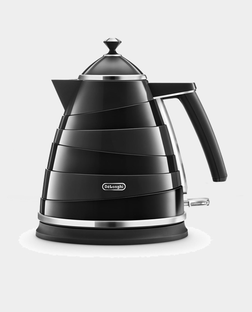 Delonghi Avvolta Kettle, Black KBA2001B
