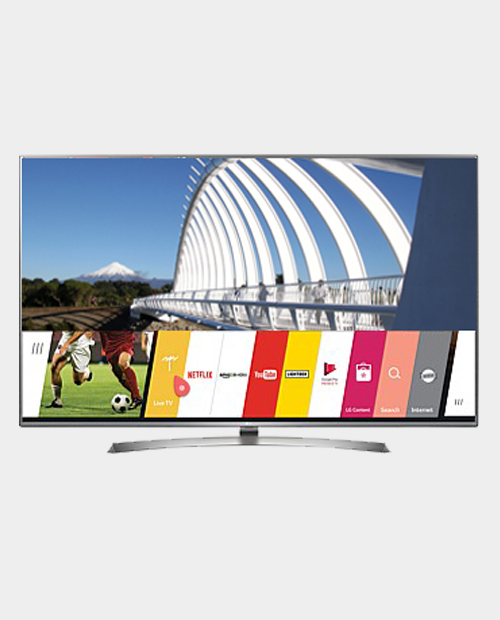 "LG 60"" 4K UHD LED Smart TV Dual Tuner 60UJ654V"