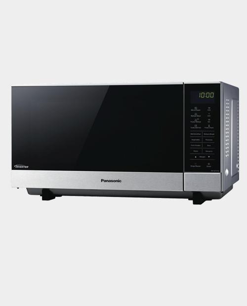 Panasonic Flatbed Inverter Microwave Oven NNSF574 S/S
