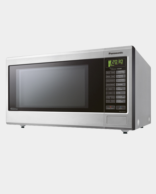 Panasonic Inverter Genius Microwave Oven NNST671S
