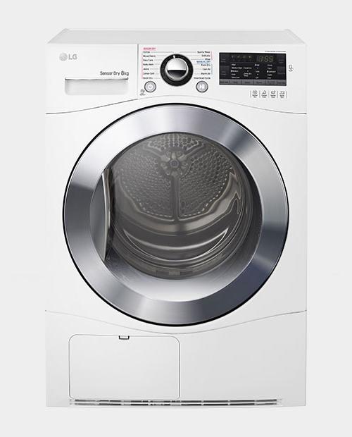 LG 8kg Condenser Dryer TDC80NPW