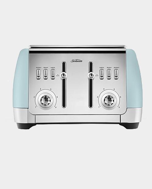 Sunbeam London Collection 4 Slice Toaster TA2240B
