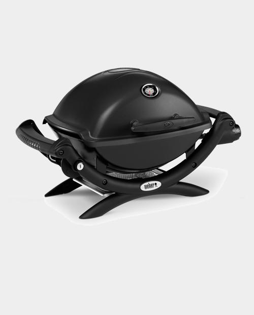 Weber Baby Q (1200AU) LPG Premium Series Black