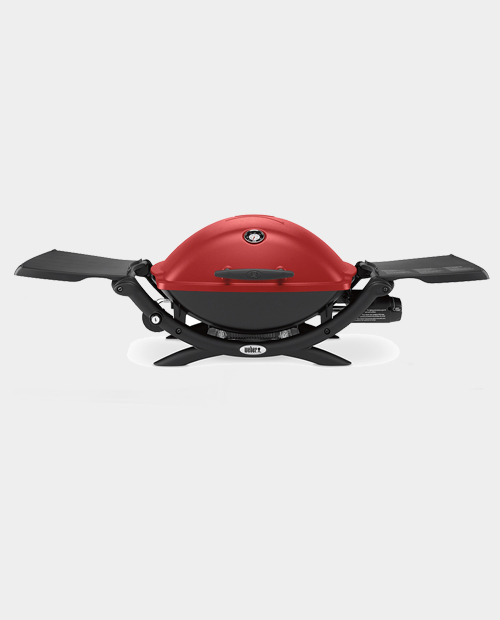 Weber Q (2200AU) LPG Premium Series Red
