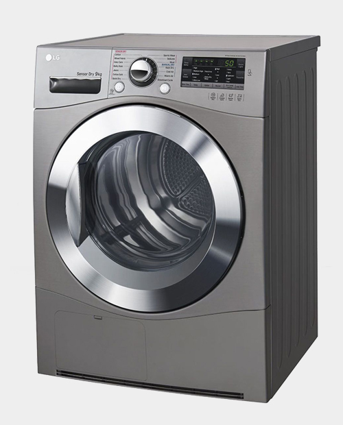 LG 9kg Condenser Dryer TDC90NPE (Stone Silver)