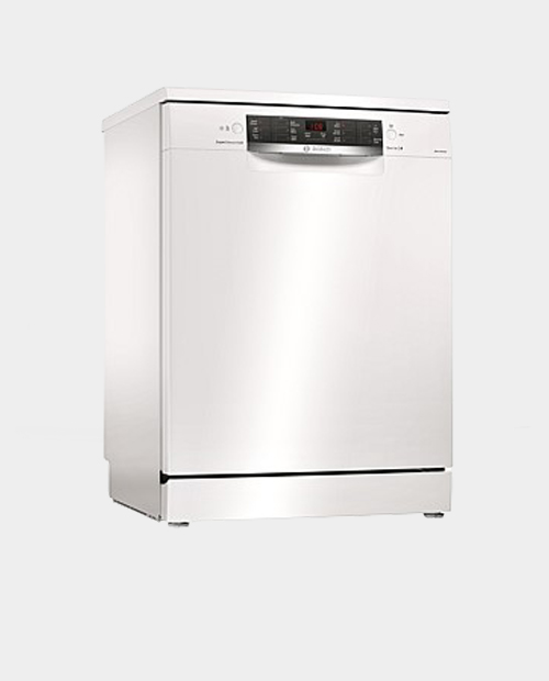 Bosch Freestanding 15 place setting Dishwasher SMS66MW01A