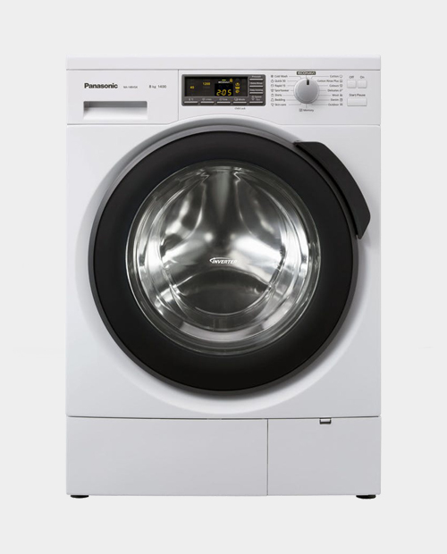 Panasonic 8kg Front Loading Washing Machine NA148VG4