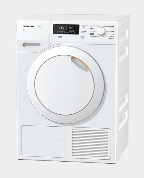 Miele TKB350WP 8kg Heat Pump Dryer