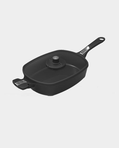 Weber Q Ware Small Casserole Dish 17635