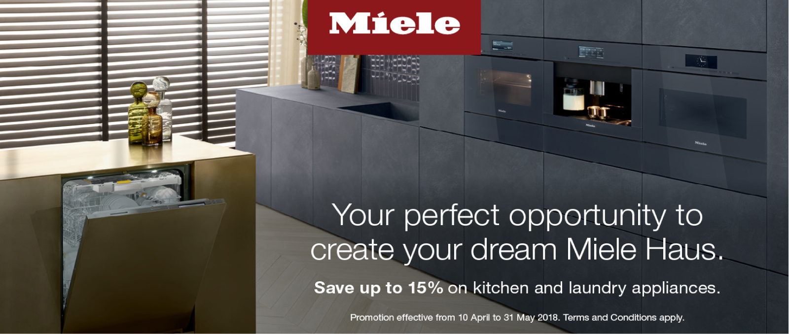 Miele May Specials Slider
