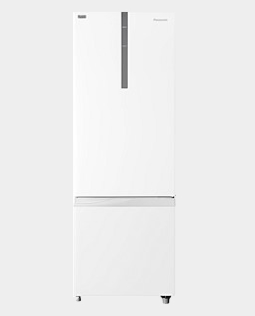 Panasonic 342 litre Fridge Freezer White NRBR34BRWAU